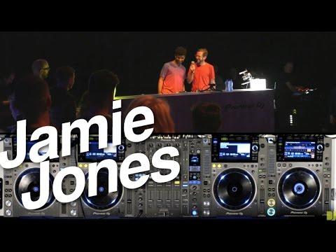 Jamie Jones - DJsounds Show 2016