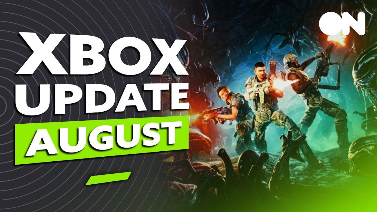 Xbox Update August 2021 | Psychonauts 2, Aliens Fireteam Elite, Gamescom + MORE