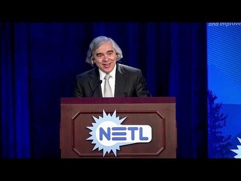 Secretary Moniz Speaks at the National Energy Technology Laboratory (NETL)