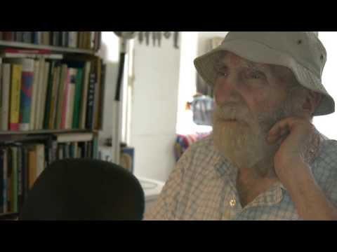 Pollock and de Kooning's Pal, The Last AbEx Painter Speaks!