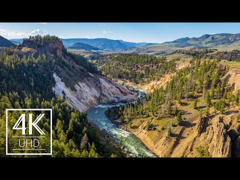 5 HRS Amazing Landscape Photography - Wallpapers Slideshow in 4K UHD - Top World Destinations