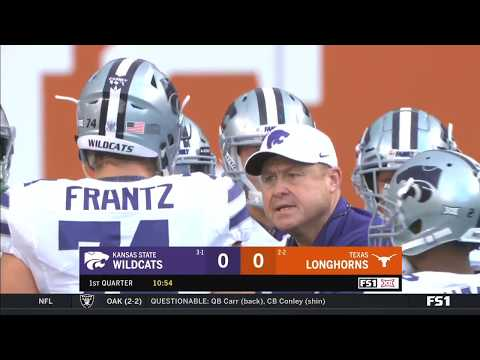 2017 - Game 5 - Texas Vs. Kansas State