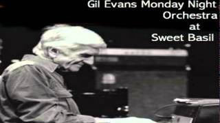 Gil Evans Orchestra - Prince Of Darkness (Live:Sweet Basil)