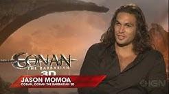 Conan the Barbarian: Cast Interviews