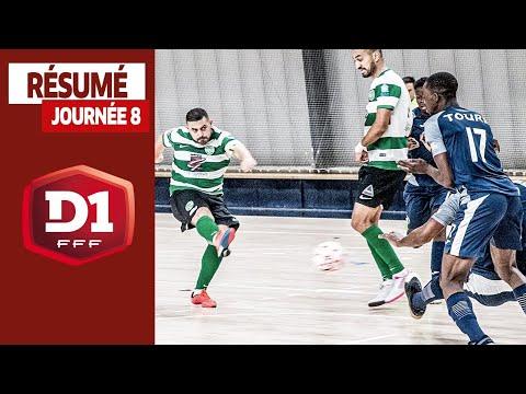 J8 : Sporting Club Paris - Paris ACASA (4-3)