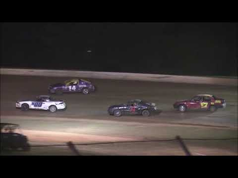 Four Cylinder Feature from Skyline Speedway, September 9th, 2017.
