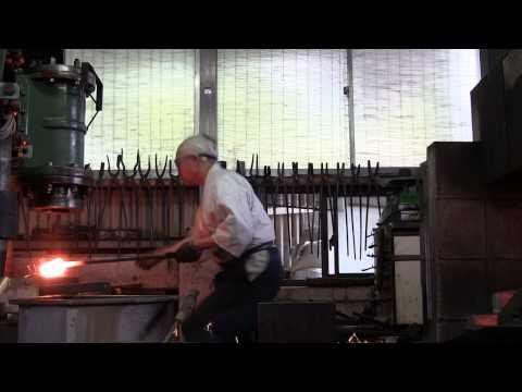 日本刀鍛錬 katana making(1)