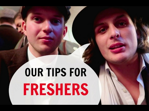 Interviewing Exeter Uni students about Uni Life   Tipsy talk   Advice for freshers interview