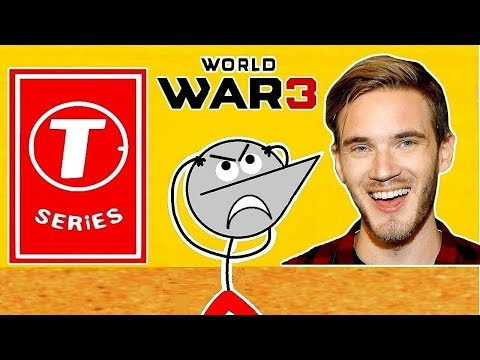 T Series Vs Pewdiepie | Angry Prash Mp3