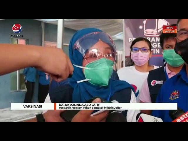 MOBILE VACCINE Prihatin Johor