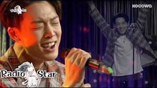 Rapper Bobby Sings Rock Ballad Song 'For You' [Radio Star Ep 556]