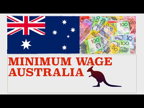 Minimum Wage In Australia | Australian Jobs | #Wageinaustralia
