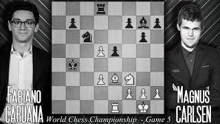 World Chess Championship - Game 5