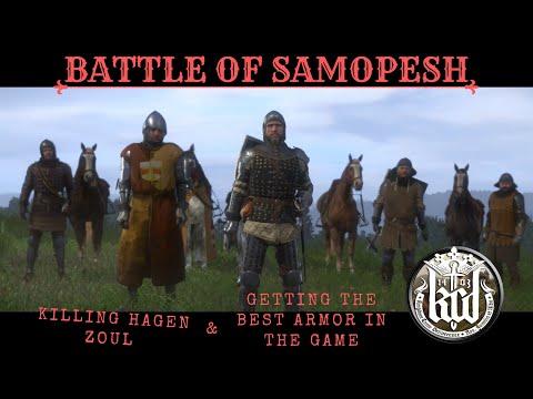 Kingdom Come - BATTLE OF SAMOPESH (defeating Of Hagen Zoul)