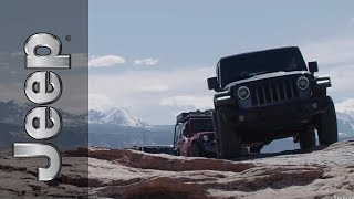 Moab Rocks | 2018 Easter Jeep® Safari | Jeep