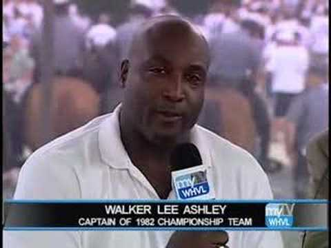 The life and football career of kenny walker