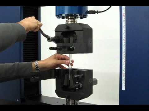 Adhesive Lap Joint Shear Strength Test Similar To Astm