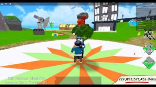 Roblox GS Nr. 9: Ban Hammer Simulator (Redo)