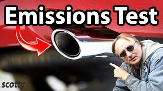 How to Get Your Car to Pass the Emissions Test (Life Hack)