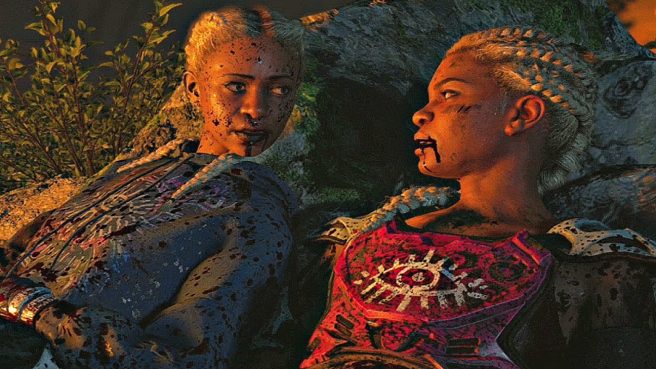 Far Cry New Dawn Mickey Lou Boss Fight The Twins Youtube