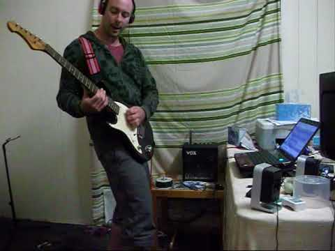 Rockbox (cover) - Marty Friedman