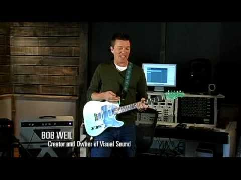 Visual Sound Artists Demo: Bob Weil