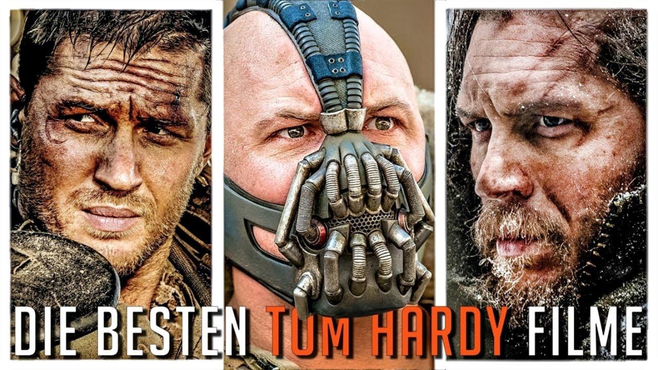 Die BESTEN Tom Hardy Filme - YouTube