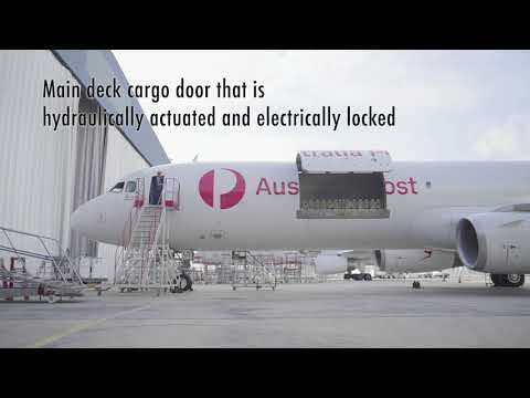 From Passenger Aircraft to Freighter - World's First A321 Converted Freighter