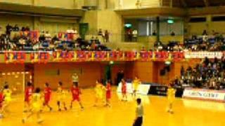 日本ハンドボールリーグ☆2009
