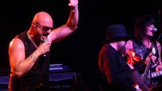 """Eyes of a Stranger"" Geoff Tate's Queensryche@TLA Philadelphia 6/6/13 Operation: Mindcrime Tour Video"