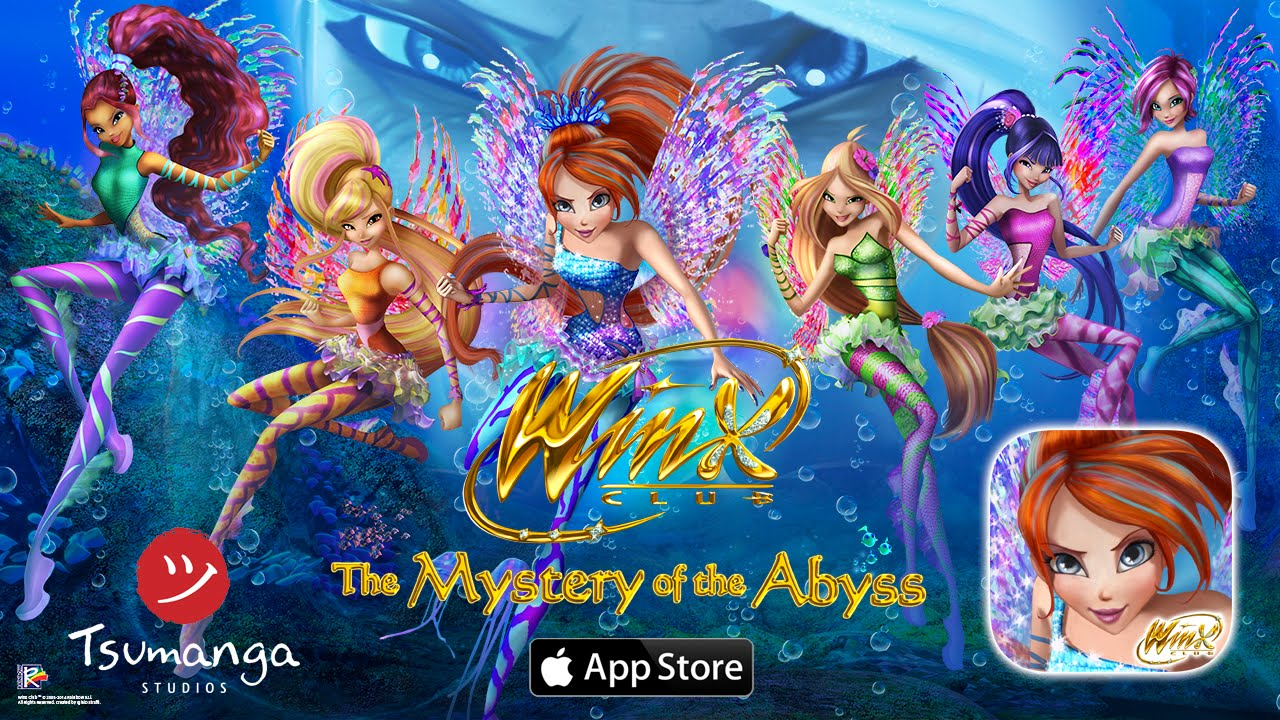 watch winx club the mystery of the abyss 2014 movie