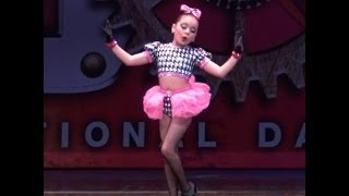 Ava's Tap Dancing Routine