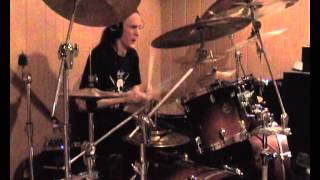 The Wretched End Dominator drum audition 2009 FULL