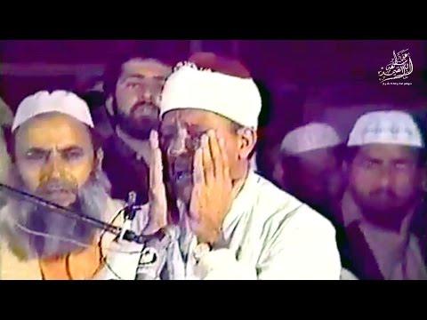 إبداع الشيخ عبد الباسط في سورتي الضحى والشرح بباكستان .. روووعة