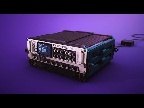 162 - FX Console Plugin