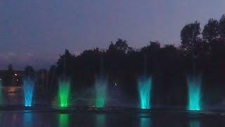 Вінниця , фонтан ROSHEN