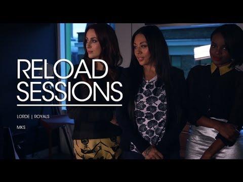 Lorde: Royals - Mutya Keisha Siobhan | Google+ Sessions