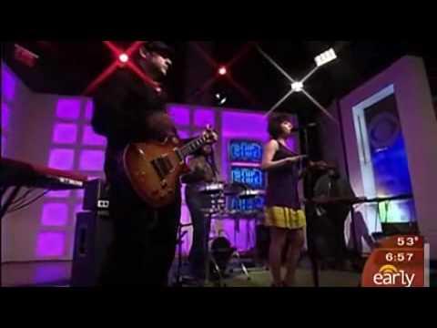 Utada CBS Early Show P2