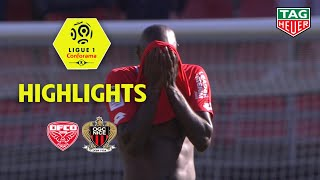 Dijon FCO - OGC Nice ( 0-1 ) - Highlights - (DFCO - OGCN) / 2018-19