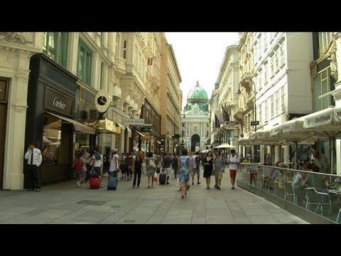 Vienne se rêve capitale du luxe