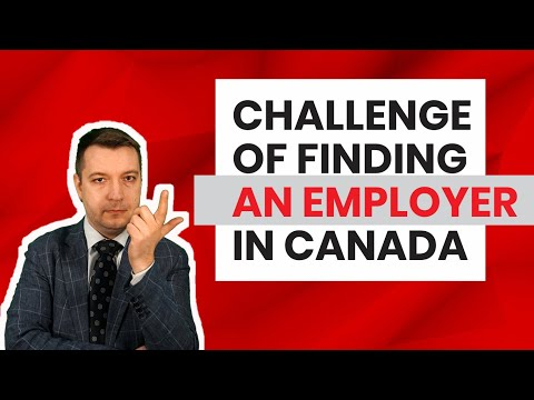 How To Look For An Employer In Canada During Covid-19