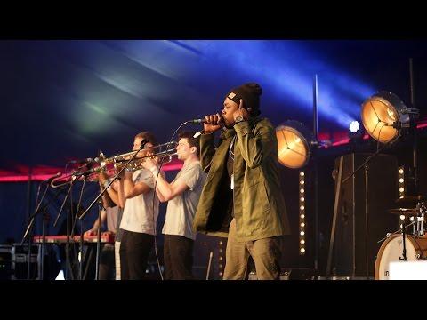 Afro Cluster - We Don Land (Glastonbury 2016)