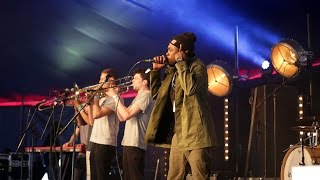 Afro Cluster - We Don Land (Glastonbury 2016)