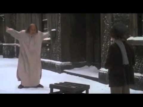 The Transformation of a Man: Ebenezer Scrooge