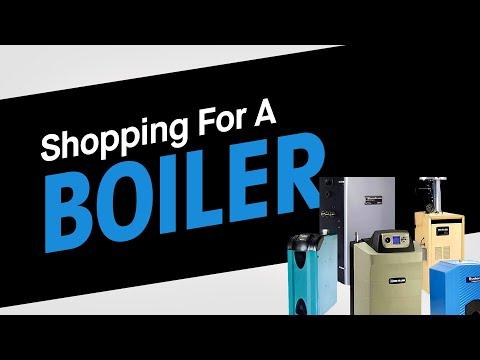 Shopping For a Boiler