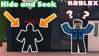 Epic Jailbreak Hide and Seek! #4 Roblox Jailbreak Hide and Seek tag - Cops and Robbers
