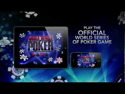 World Series Of Poker For IPhone And IPad