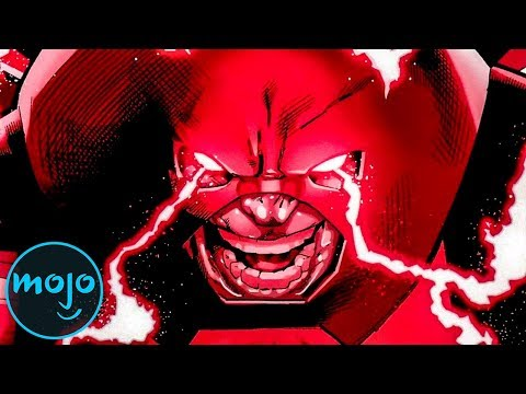 Supervillain Origins: Juggernaut (Redux)