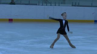 Фигурное катание. 2 спортивный разряд. Короткая программа. Александра Покатилова 8 лет ( 2008 г.р.)