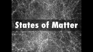 superfluid and condensate bose einstein -states of matter -part3